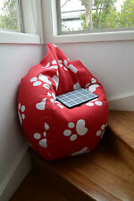 Kids bean bag chair seat child beanbag cover children plush seat + SPECIAL OFFER