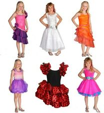 Strictly Come Dancing Dress Dance Studio Party Fancy Ballroom Princess Costume
