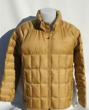 NIKE  550 FILL  DOWN  GOLD JACKET RRP £120 at £49.99 BNWT