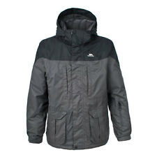 MENS SKI SNOWBOARD JACKET TRESPASS FLINT GREY WINTER COAT BRAND NEW BARGAIN