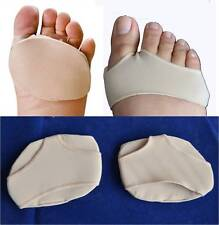Fabric Gel Metatarsal Pads Ball of Foot Gel Pads Cushions Mortons Neuroma