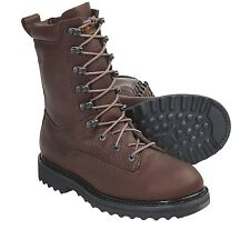 Waterproof Browning Brown Leather Hunting Shooting Boots Thinsulate New RRP £150
