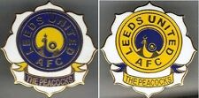 Leeds United ~ White Rose/Peacock Badge