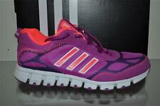 adidas Clima Aerate 1.1 xJ G66383 Girls Running Shoes Pink/Purple NIB