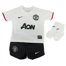 Official Manchester United Away Kit 2012- 2013 Baby, Shirt, Shorts and Socks