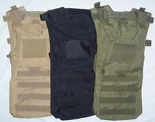 Condor 242 Hydro Harness Hydration Pouch Carrier Chest Rig MOLLE OD Black Coyote