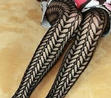 Footless Tights Leggings Boomerang Patterned Quality Designer Fashion Hosiery