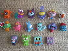 Series 5 Moshi Monsters Moshlings: pick your gold, ultra rare & regular figures