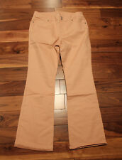 Victoria's Secret Hipster Bootcut in Stretch Twill - Amaretto - NWOT