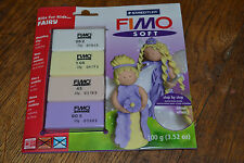 Fimo Soft Modelling Clay Kids Activity Kits, Craft Sets + Gold/Silver Leaf Metal