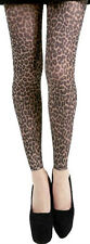 New Fashion Printed Leopard Tights Pantyhose Footless Tights Quality Hosiery