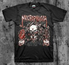 NECROPHAGIA 'Death Trip 69'  T shirt