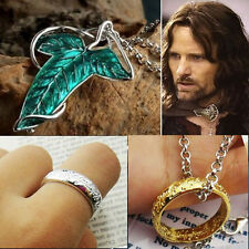Choice of LORD OF THE RINGS Inspired Necklace Pendant Film Replica QUALITY Gift