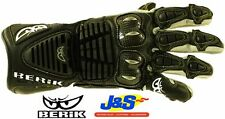 BERIK 8087 MOTORCYCLE MOTORBIKE SPORTS GLOVES TRACK DAYS RACING J&S