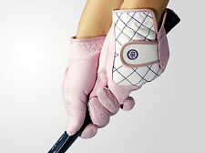 New Women Golf Glove Winter Ladies Glove 1 Pair Synthetic Leather Size S,M,ML,L