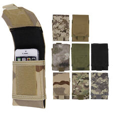 Outdoor Sport Military Mobile Cell Phone Bag Pouch Carrying Cover Case Pocket