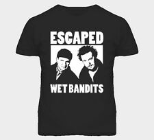 Escaped Wet Bandits Home Alone T Shirt
