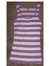 NWT OLD NAVY LONG PERFECT LAYERING TANK STRIPED