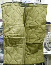 USGI WOODLAND CAMOUFLAGE COLD WEATHER FIELD TROUSER LINER VARIOUS SIZES NWOT