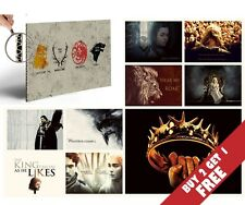 GAME OF THRONES Poster Options * Gift Idea for Legend TV Series Fans Wall Decor
