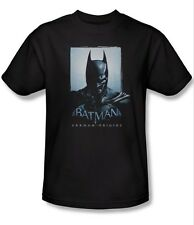 BATMAN ARKHAM ORIGINS XBOX TWO SIDES MENS LICENSED VIDEO GAME T-SHIRT NEW bao105