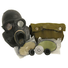 Genuine Russian Black PBF Gas Mask - All Sizes Soviet - Star Wars Style