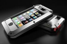 New Extreme Military Heavy Duty Gorilla Glass Cover Case For iPhone 4 4S 5 5S 5G