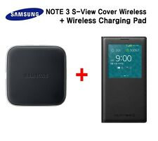 [Samsung] S-View Cover Wireless + S Charging Pad for GALAXY NOTE III NOTE3