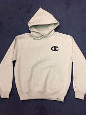CHAMPION SUPER HOODIE (AUTHORIZED DEALER W/ CHAMPION) - GREY