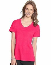 Champion Authentic Women's Jersey V-Neck Tee - style 8875