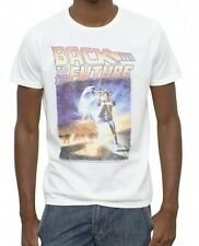 Back to the Future by Junk Food T-Shirt