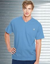 Champion Authentic Men's Jersey V-Neck T-Shirt - style T4651
