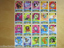 Series 3 Moshi Monsters Mash Up! cards: pick your Heat Reveal cards
