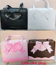 4 COL Dolly Japanese Style Sweet Lolita Gothic Punk cute Cake Bow Shoulder Bags