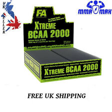 Fitness Authority Xtreme BCAA 2000mg per portion tablets Muscle Amino Acids