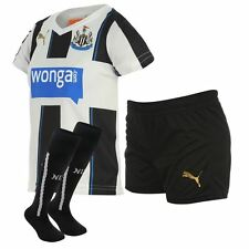 Authentic Puma Newcastle United Home Full Kit 2013 - 2014, Shirt,Shorts & Socks