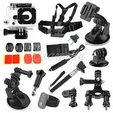 NEW Elastic Chest Head Strap/Adapter/Handlebar/Suction Cup for Gopro HD Hero 2 3