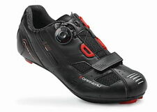 LOUIS GARNEAU LS-100 ROAD BIKE CYCLING SHOES BLACK