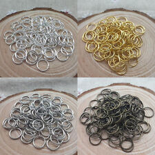 4mm/5mm/6mm/7mm/8mm/9mm/10mm Jump Rings Open Connectors Jewelry Finding,Free
