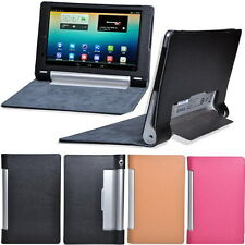 "PU Leather Flip Cover Case For 8"" Lenovo YOGA 8 B6000 Tablet PC MID"