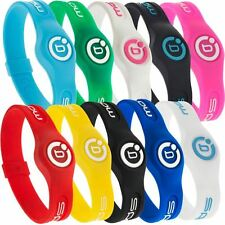 Bioflow Sport Magnetic Silicone Therapy Wristband