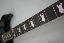 Guitar Widow Headstock Frets Inlay Decal sticker