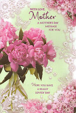 traditional MOTHER mother's day card - mothers day