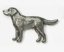 Dog Breed Lapel Pins in pewter 46 breeds listed for pet lovers