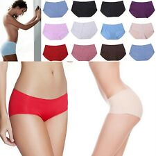 Wholesale No Trace 5pcs/Lot Multi-color Women Underwear Knickers Panties Briefs