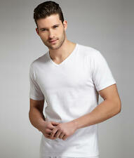 Emporio Armani Genuine Cotton V-Neck T-Shirt 3-Pack