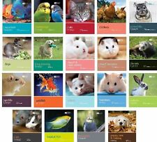 Pet Friendly Books, Various Small Animals