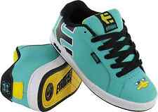 2013 ETNIES DISNEY PHINEAS AND FERB KIDS FADER SHOES BLUE WHITE