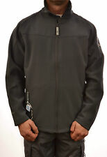 REGATTA REACTOR MENS SOFTSHELL JACKET COAT SEAL GREY MA636