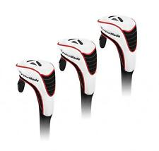2014 TaylorMade Universal Golf Club Headcovers Driver / Fairway Wood / Hybrid